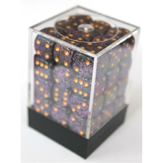 Chessex Speckled Hurricane W6 12mm Set