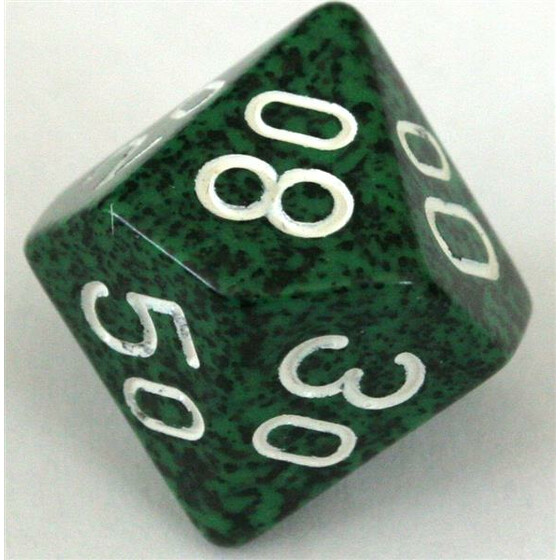 Chessex Speckled Recon W10%