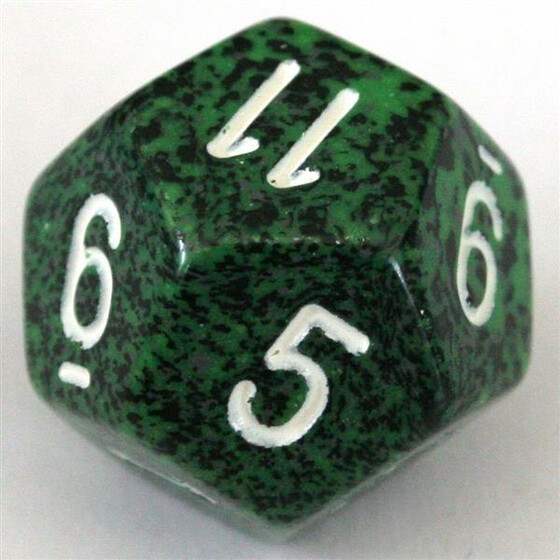 Chessex Speckled Recon W12