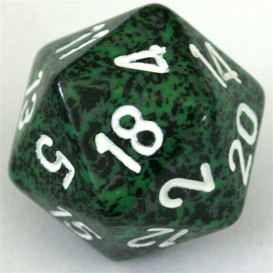 Chessex Speckled Recon W20